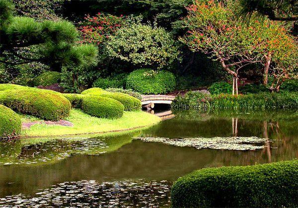 Jardin japonais - Creer un jardin japonais ...