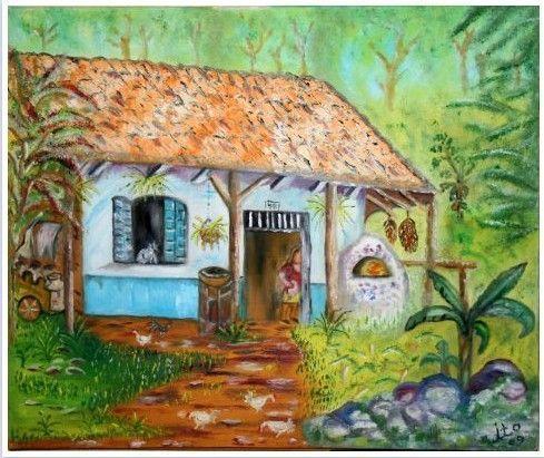 Maisons de campagne page 2 for Maison a peindre